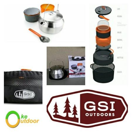 GSI Outdoor Glacier6